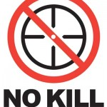 Custom Decal Stickers for No Kill Project of Acton Academy