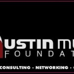 Custom Sticker Printing for Austin Music Foundation