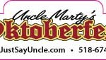 Custom Decal Stickers for Uncle Marty's Oktoberfest