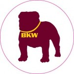 Cheap custom stickers for Berne Knox West Elementary School.